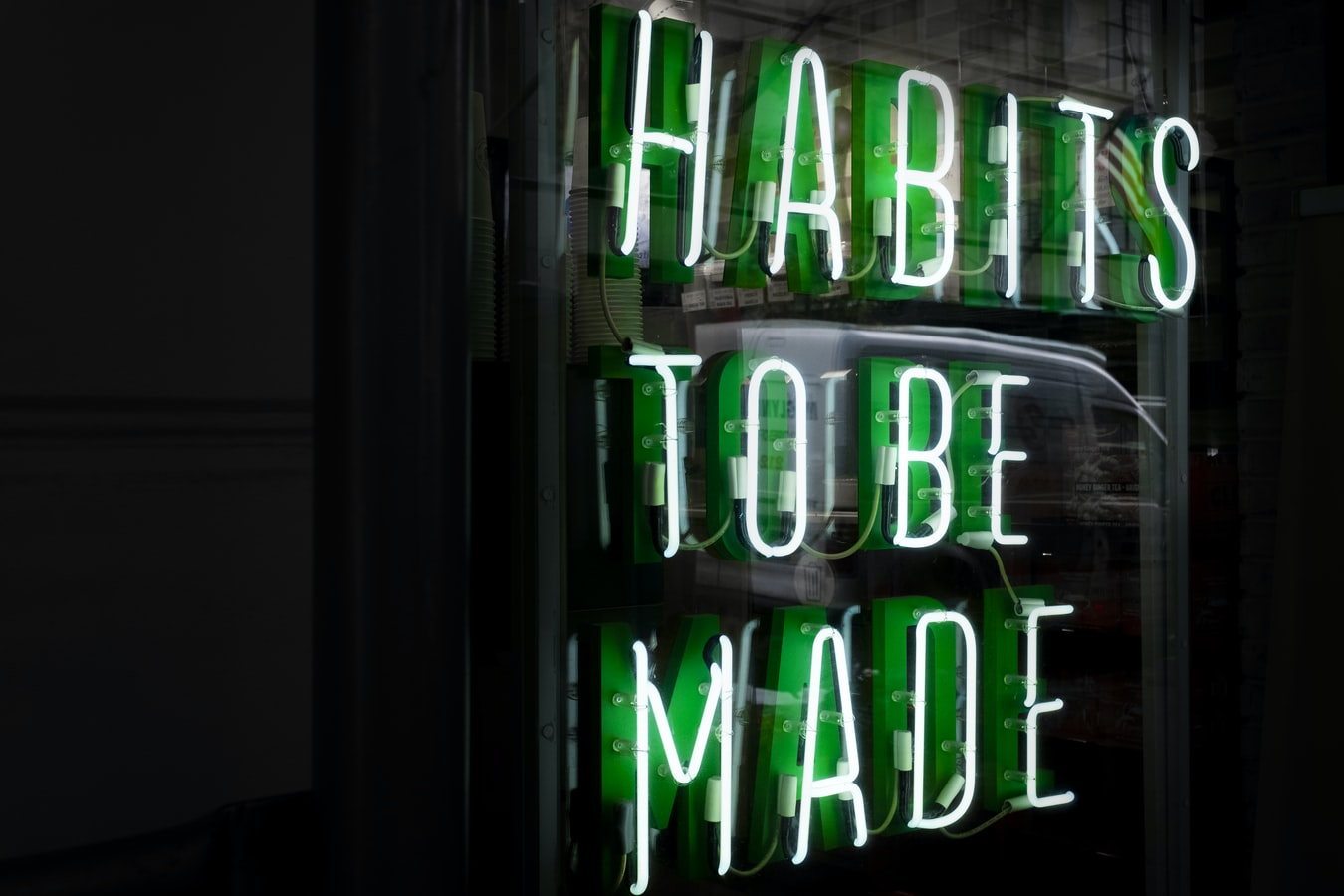 How to Start a Habit & Win
